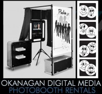 Okanagan Digital Media - Photo Booth Company in Kelowna, British Columbia