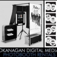 Okanagan Digital Media - Photo Booths / Wedding Favors Company in Kelowna, British Columbia