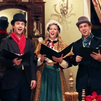 Old Town Carolers - Historical Character in ,