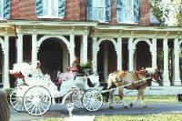 Olde Tyme Carriage - Horse Drawn Carriage in Huntsville, Alabama