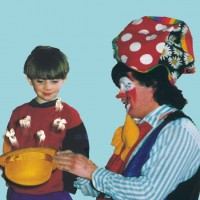 Ollie the Clown - Face Painter in Providence, Rhode Island