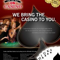 On the Go Casino Parties - Casino Party in Surprise, Arizona