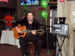 Performing at Miller Ale House in Lombard, IL