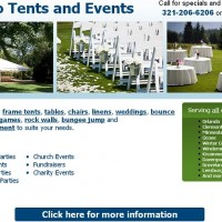 Orlando Tents And Events - Tent Rental Company in Deltona, Florida