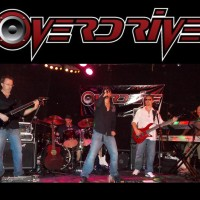 Overdrive - Rock Band in Lawrence, Kansas