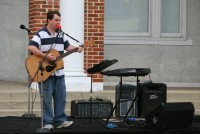 P Scott Rayburn - Singer/Songwriter in Jackson, Tennessee