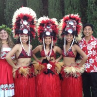 Pacific Island Dancers - Dance in Santa Ana, California