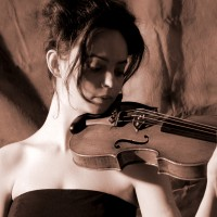 Page de Camara - Violinist in Lawrence, Kansas