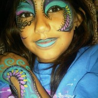 Paige's Magical Face Painting, Art n Tattoos - Inflatable Movie Screen Rentals in Oxnard, California