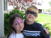 Paint a Party Face - Face Painter in Rockford, Illinois