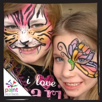 Paint Silly Faces - Face Painter in Minneapolis, Minnesota