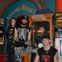 Painted In Blood - Heavy Metal Band in Columbia, Missouri