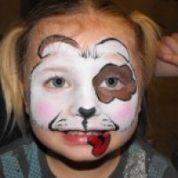 Painted Vail Face and Body Art - Face Painter in Salamanca, New York