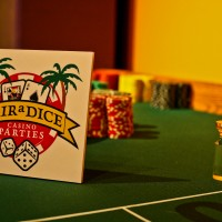 Pair a Dice Casino Parties - Las Vegas Style Entertainment in San Francisco, California