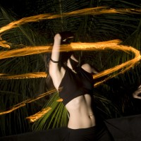 Pali Na - Fire Dancer in Indianapolis, Indiana