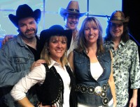 Pamela Rose and Windy City Country - Country Band in Aurora, Illinois