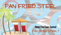 Pan Fried Steel - Steel Drum Player in Arlington, Virginia