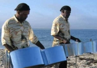Pan-A-Cea Band - Steel Drum Player in Santa Monica, California