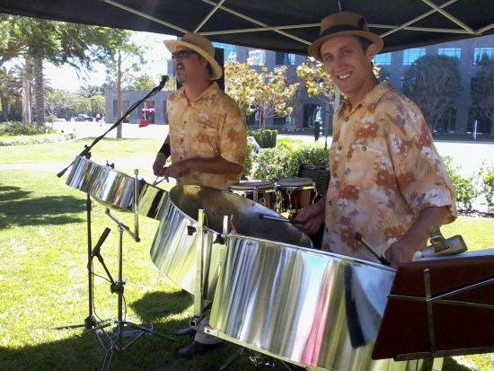 Steel Drum Duo