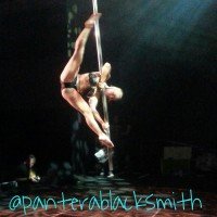Pantera Blacksmith - Aerialist in Port Angeles, Washington