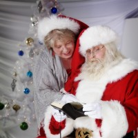 Papa and Nana Claus - Santa Claus in Grand Rapids, Michigan