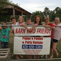 Pappy's Ponies & Party Rentals - Event Services in Nederland, Texas