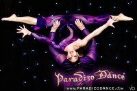 Paradizo Dance - Aerialist in Port Angeles, Washington