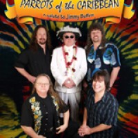 Parrots of the Caribbean - Wedding Band in Troy, Ohio