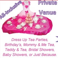 ParTea Boutique - Princess Party in Pensacola, Florida
