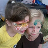 Parties by Nanabelle - Face Painter in Spartanburg, South Carolina