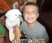 Party Safari Exotic Animal Presentations
