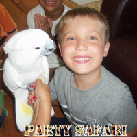 Party Safari Exotic Animal Presentations - Animal Entertainment in Greenwich, Connecticut