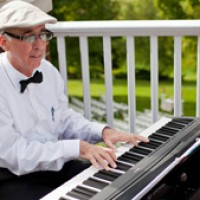 Patrick Byrne, Piano - Jazz Pianist in Thunder Bay, Ontario