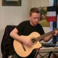 Patrick Sullivan, Guitarist - Acoustic Band in Red Wing, Minnesota
