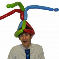 Patrick Wiliams - Balloon Twister in Tupelo, Mississippi