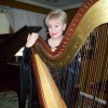 Patty Cherry, Harpist