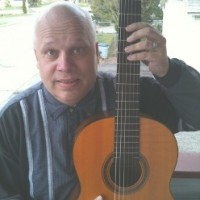 Paul Erickson - Classical Guitarist in University Place, Washington