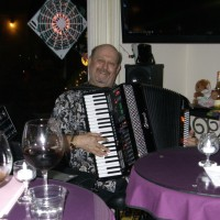 Paul Kinas, Accordionist - Accordion Player in Clearwater, Florida
