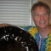 Paul Vogler - Steel Drum Player in Gallup, New Mexico