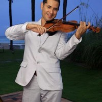 Paulo Violinist - Wedding Band in Coral Gables, Florida