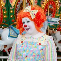 Peaches The Clown - Costumed Character in Kalamazoo, Michigan