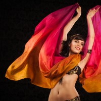 Perizad Belly Dance - Dance in McAlester, Oklahoma