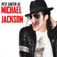 Pete Carter as Michael Jackson - Pop Singer in Trenton, New Jersey