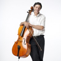 Peter Lewy Cellist - One Man Band in Newark, New Jersey