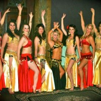 Petite Jamilla and the Arabesque Dancers - Belly Dancer in Winston-Salem, North Carolina