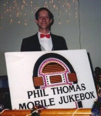 Phil Thomas Mobile Jukebox