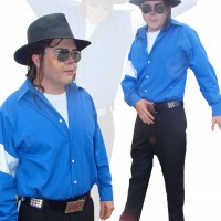Philip Jackson Is Thriller Nights - Michael Jackson Impersonator in Irving, Texas