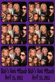 Photo Booth of the Stars
