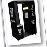 Photo Booth Rental by Ish Events - Wedding Videographer in Newport, Rhode Island