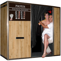 Photo Booth Rentals And Photo Favors Entertainment - Bar Mitzvah DJ in Fairfield, Connecticut
